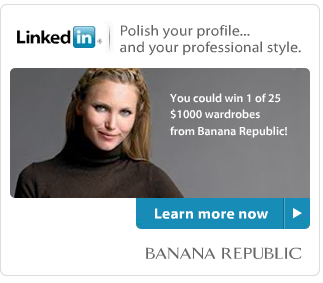 Banana Republic on LinkedIn